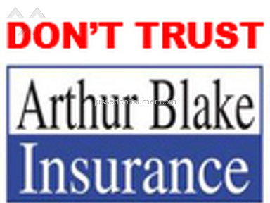 Arthur Blake Insurance Insurance review 4775