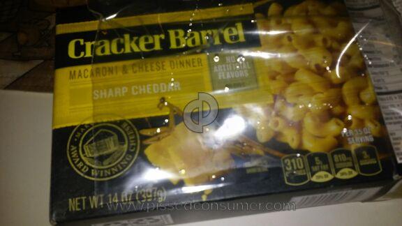 Kraft Macaroni And Cheese Dinner Pasta