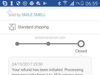 Lazada Philippines - Long time processing for refund and no any update