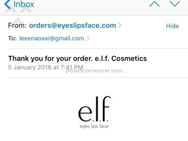 Elf Cosmetics Cosmetics and Personal Care review 107761