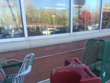 Shoprite - Safety for shopping cart