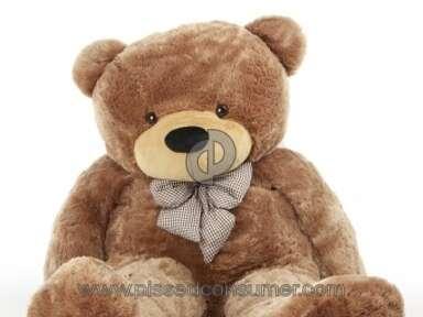 Lazada Malaysia Teddy Bear review 228984