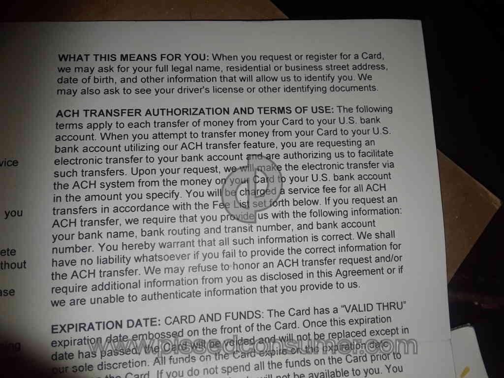 Metropcs Metro Pcs Rebate Card Dec 13 2017 Pissed Consumer
