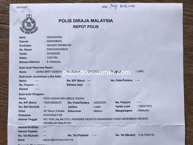 Lazada Malaysia Profile review 731285