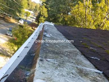 LeafFilter North Gutter Installation review 814850