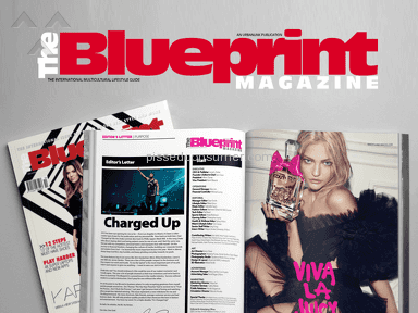 The Blueprint Magazine Periodicals & Publishing review 98353