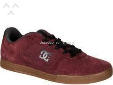 DC Shoes - Twice received wrong pair of shoes that weren't in stock.