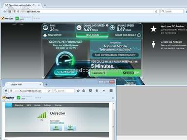 Ooredoo - Slow 4G Internet Speed