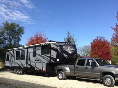Heartland Rvs - We HATE our expensive Fifth Wheele Toy Hauler!!!