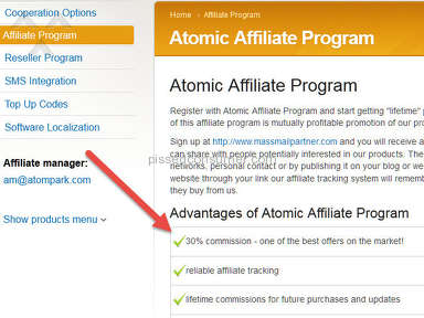 Atompark Software Software review 109809