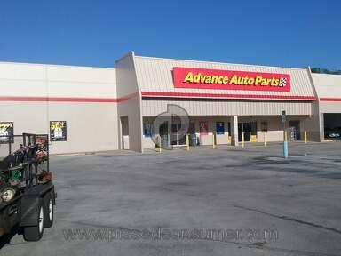 Advance Auto Parts - Simple Review #1459859896