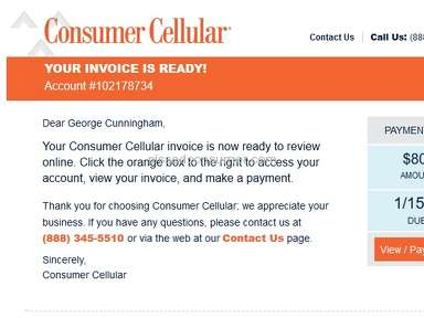 Consumer Cellular - God help me as I just got screwed.