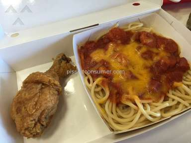 Jollibee - Wait Staff Review from Valencia, California