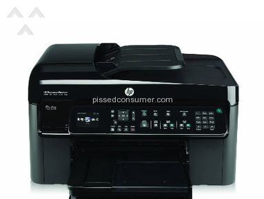 Hewlett Packard - HP sells Businesses Used Photosmart Printers as New