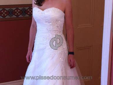 Dressilyme Wedding Dress review 153632