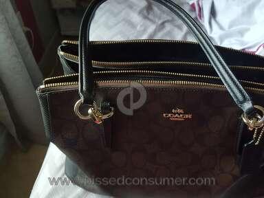 Coach Handbag review 146092