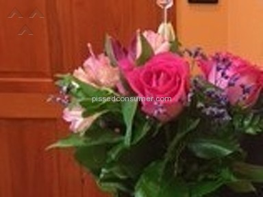 Avasflowers Blushing Love Bouquet review 193056