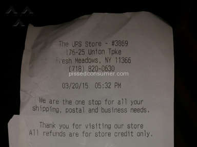 Ups Store Shipping review 64953