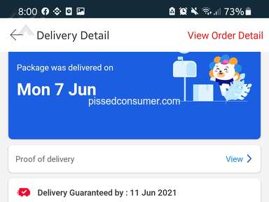 Lazada Philippines Auctions and Marketplaces review 1035147