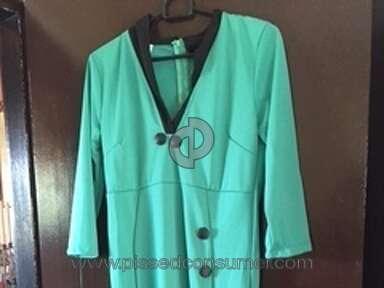Fashionmia Dress review 127821