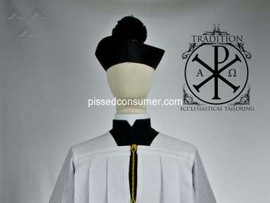 Tradition Ecclesiastical Tailoring - Cotta