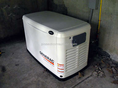 Generac Power Systems - Generac 8KV Guardian Series