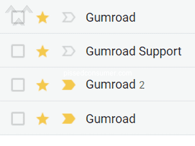 Gumroad Customer Care review 485485