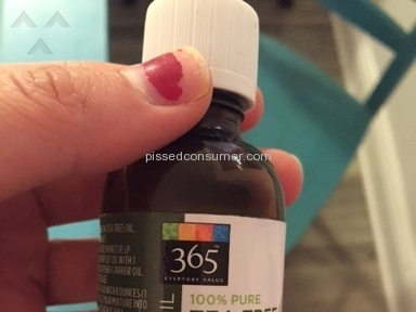 Whole Foods Market Tea Tree Essential Body Oil review 125939