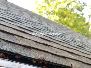 LeafFilter North Gutters and Carpentry review 821334
