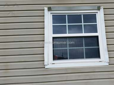 Window World Installation review 81529