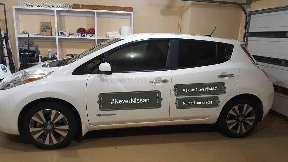 Nissan motor acceptance corporation the worst company for Nissan motor acceptance corporation payoff
