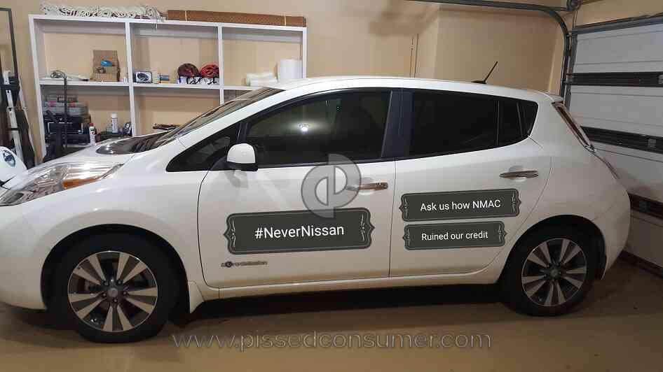 Nissan Motor Acceptance Overnight Payoff Address