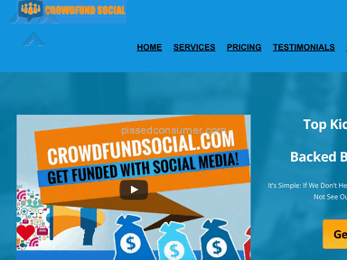 Crowdfund Social Customer Care review 180346