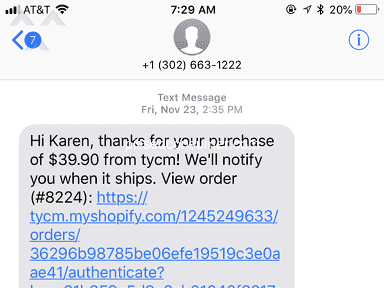 Shopify - Scammed