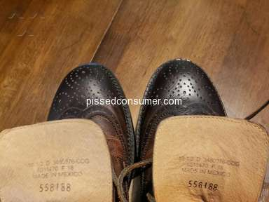 "The Frye Company - False Advertising - Claim ""American Made"" to Mark up Prices"