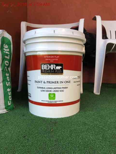 Behr Building Products Review 297460