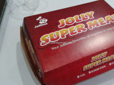 Jollibee Chickenjoy Super Meal Combo Meal review 212494