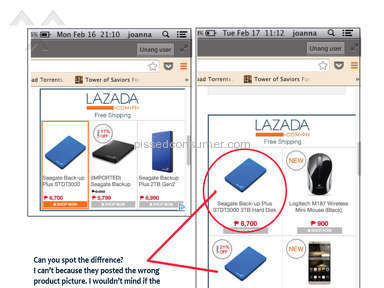 Lazada Philippines Auctions and Internet Stores review 62205
