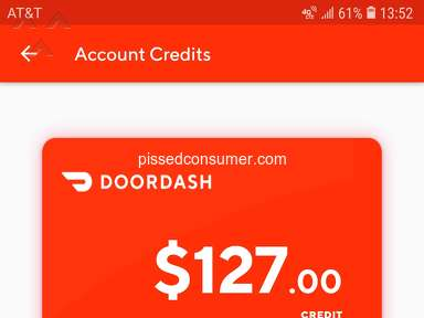 DoorDash Referral Scam