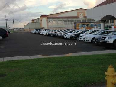 Dollar Rent A Car Car Rental review 28151