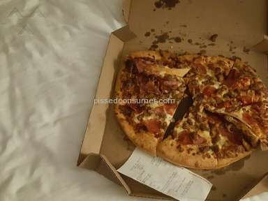 Pizza Hut Meat Lovers Pizza review 240544