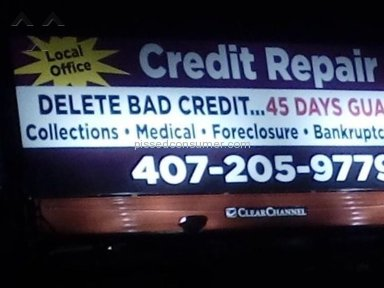 Orlando Florida Credit Repair Credit Repair review 145920