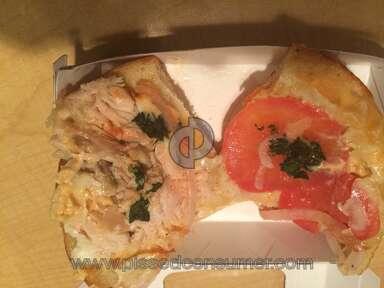 Panera Bread Frontega Chicken Panini review 153574