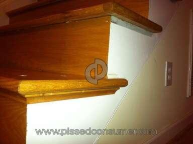 LKN Custom Hardwoods Household Services review 7305
