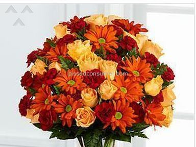 Ftd Bouquet review 87859