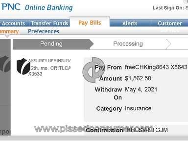 Assurity Life Insurance Company Insurance review 992851