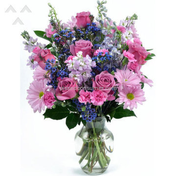 Flower Delivery Express Lavender Mixed Bouquet