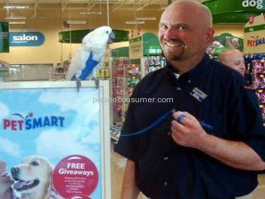 Petsmart Manager review 4209
