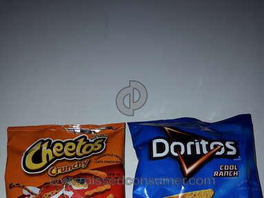 Frito Lay Doritos Chips review 265298