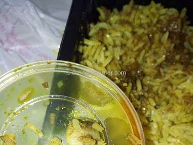 Biryani Treats Food Delivery review 100959